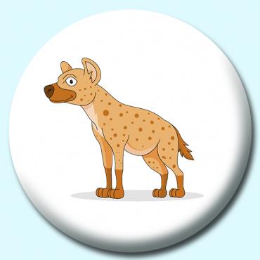 58mm Hyena Cartoon...