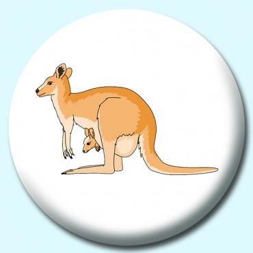 38mm Kangaroo Baby...