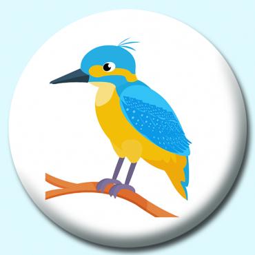 25mm Kingfisher Bird...