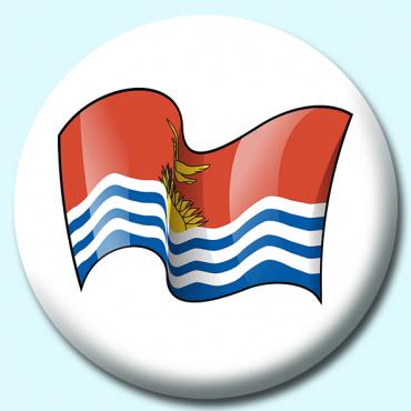 75mm Kiribati Button...