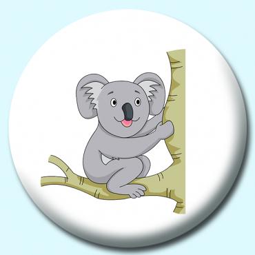 75mm Koala Sitting...