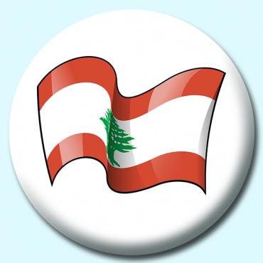 75mm Lebanon Button...