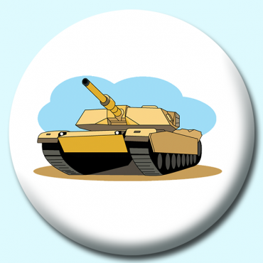 38mm Military Amrored Personnel Carriers Button Badge | Badge Boy Custom  Badges UK