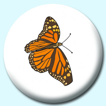 58mm Orange Butterfly...