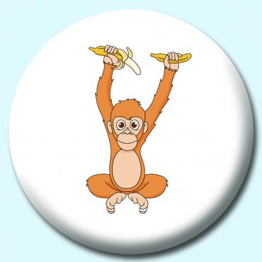 38mm Orangutan Holding...
