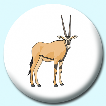25mm Oryx Button...
