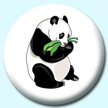 25mm Panda Eating...