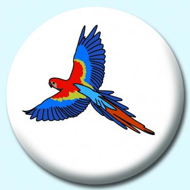 38mm Parrot Button...