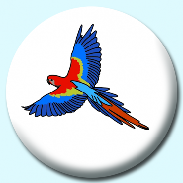 25mm Parrot Button...