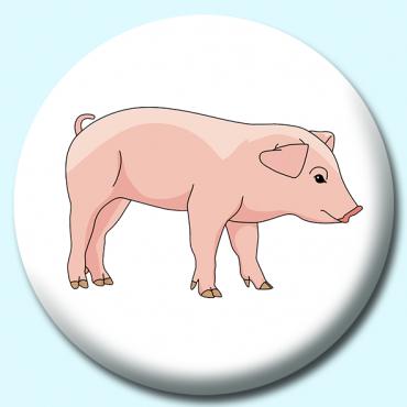58mm Piglet Button...