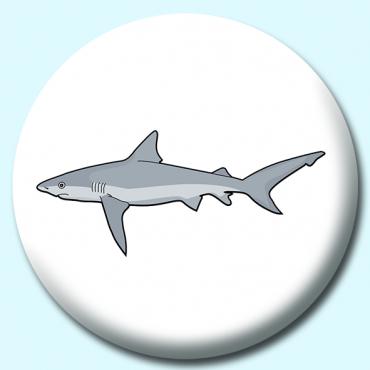 58mm Shark Button...