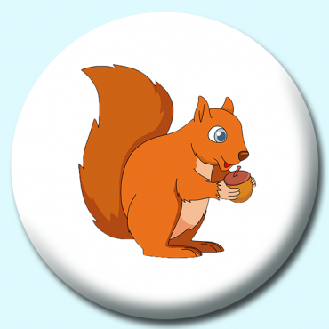 38mm Squirrel Holding...