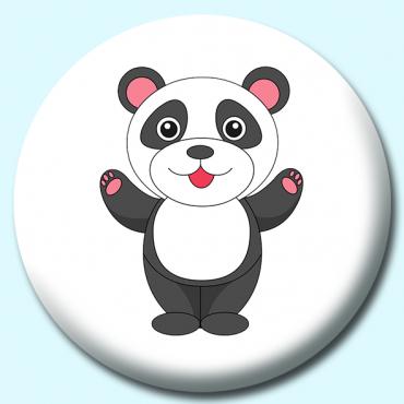 58mm Standing Panda...