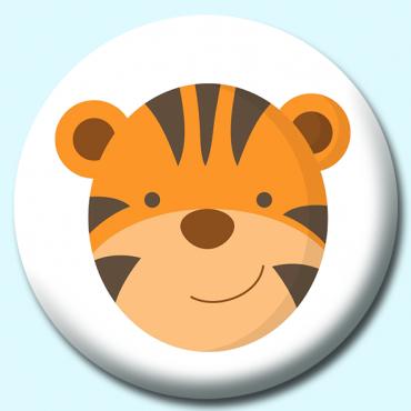 25mm Tiger Button...