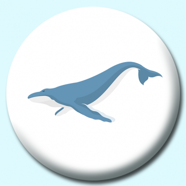 58mm Whale Button...
