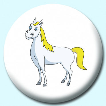 38mm White Horse...