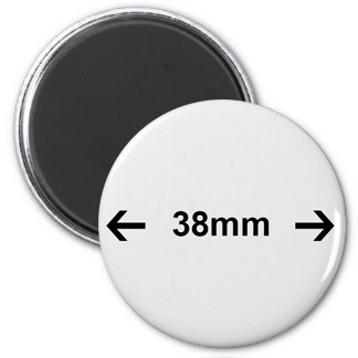 38mm Magnetic Button...