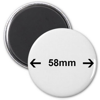 58mm Magnetic Button...